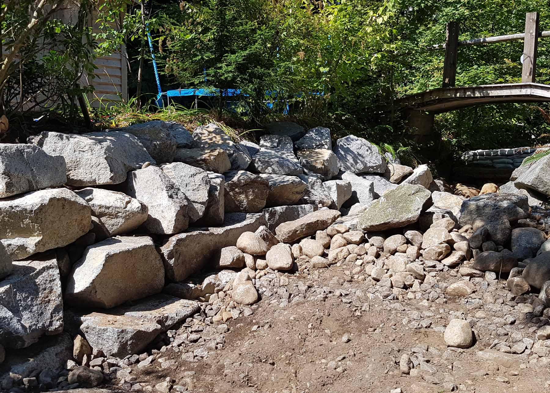 Thames Creek Habitat Restoration Project